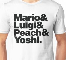Super Mario & Friends Unisex T-Shirt