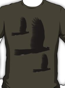Black Cockatoos T-Shirt