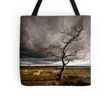 the Dog Rocks tree Tote Bag