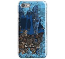 The Underground Favela. iPhone Case/Skin