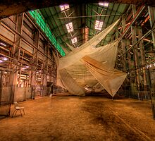 Memories - Cockatoo Island - The HDR Series by Philip Johnson