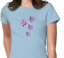 PinK Emotions  - JUSTART © Womens Fitted T-Shirt