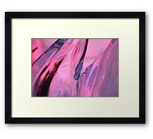 PinK Emotions  - JUSTART © Framed Print