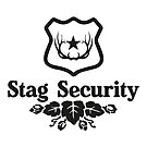 Stags On Tour - Stag Do - Stag Security by springwoodbooks