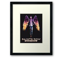 Saints Row: Gat out of Hell Framed Print