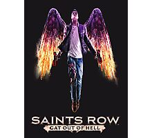 Saints Row: Gat out of Hell Photographic Print