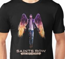 Saints Row: Gat out of Hell Unisex T-Shirt
