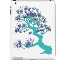 Turquoise Pine Bonsai iPad Case/Skin