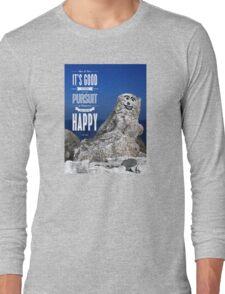 Be Happy! Long Sleeve T-Shirt