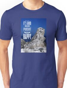 Be Happy! Unisex T-Shirt