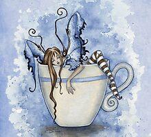 I Need Coffee by AmyBrownArt