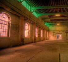 Windows Of Light - Cockatoo Island - The HDR Series by Philip Johnson