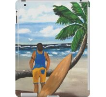 A Solitary Moment iPad Case/Skin