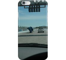 Mini On Two Wheels iPhone Case/Skin