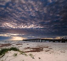 Largs Jetty by KathyT