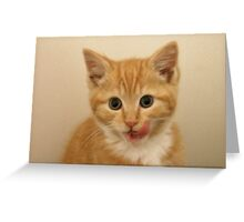 Oh Momma Greeting Card