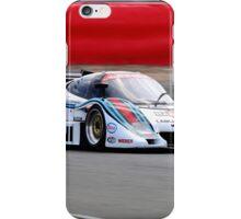 Lancia LC2 No 6 iPhone Case/Skin