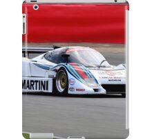 Lancia LC2 No 6 iPad Case/Skin