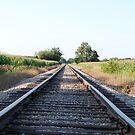 The tracks home. by buddyboy