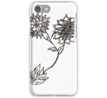 Dizzy Flowers  iPhone Case/Skin