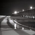 Pier II - Pawleys Island, SC by Eric Cook