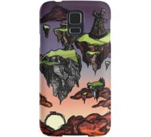 Above the Clouds Samsung Galaxy Case/Skin