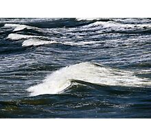 Ocean Waves Photographic Print