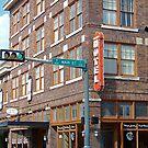 Rogers Hotel, Waxahachie, TX by Glenna Walker