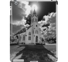 Painted Churches of Schulenburg, Texas iPad Case/Skin