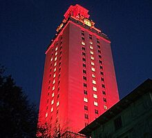 University of Texas Tower by dave1276