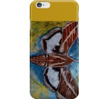 Spiral Butterfly VII iPhone Case/Skin