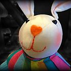 Easter Bunny by DeeZ (D L Honeycutt)