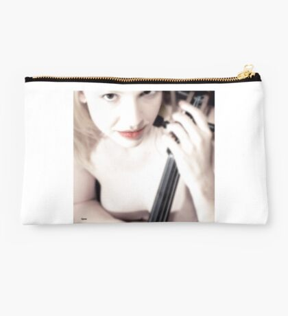 As in the Song of Portrait  Studio Pouch