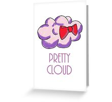 Pretty Cloud Greeting Card