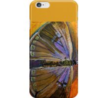 Spiral Butterfly VIII iPhone Case/Skin
