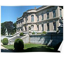 The Elms, Newport Mansions, Rhode Island Poster