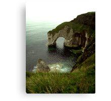 NI - NorthEast coastal delight Canvas Print