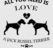 jack russel by louisa15