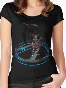 Gaige&DT Women's Fitted Scoop T-Shirt