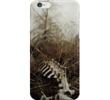 I fell down and I couldn't get up. iPhone Case/Skin