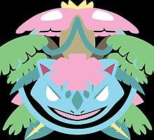 Mega Venusaur Icon by Kiro13