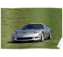 2008 Corvette Zr1 Poster