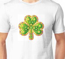 Jewelry shamrock Unisex T-Shirt