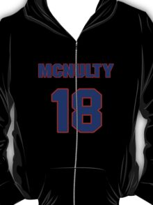 National baseball player Bill McNulty jersey 18 T-Shirt