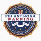 Anti-RIAA Warning by MagicX