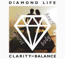 Diamond Life: Clarity ∞ Balance (boho style) by NewDirection