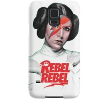 Rebel Rebel Leia Samsung Galaxy Case/Skin