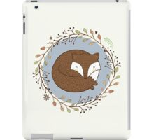 Dreaming Fox iPad Case/Skin