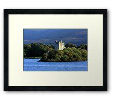 Ross Castle - Killarney - Ireland Framed Print