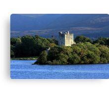 Ross Castle - Killarney - Ireland Canvas Print